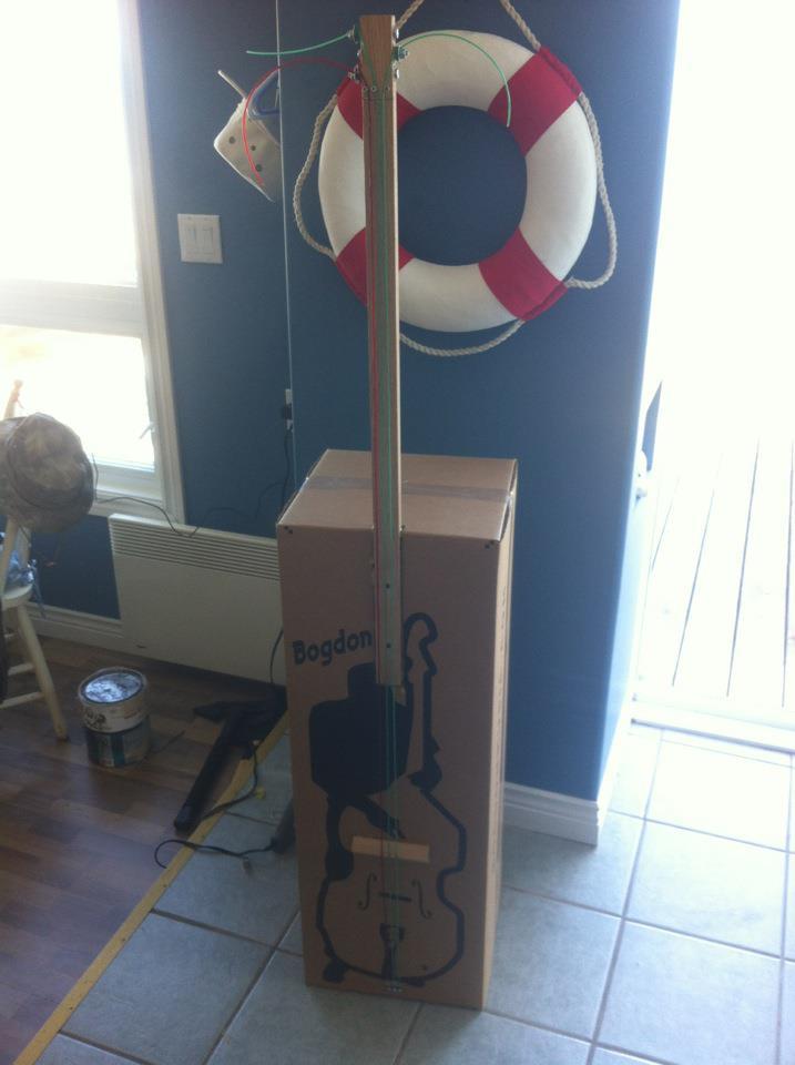 boat box bass